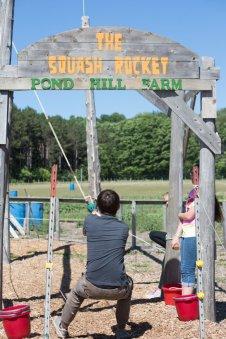squash rocket